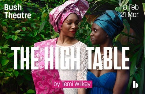"Image result for high table ""london theatre direct"""