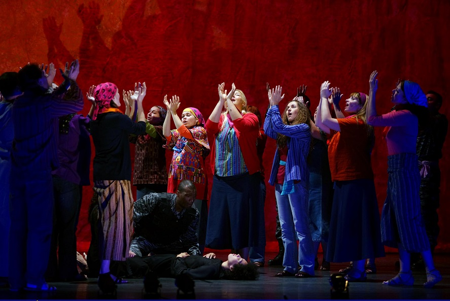 The Indian Queen, English National Opera tickets