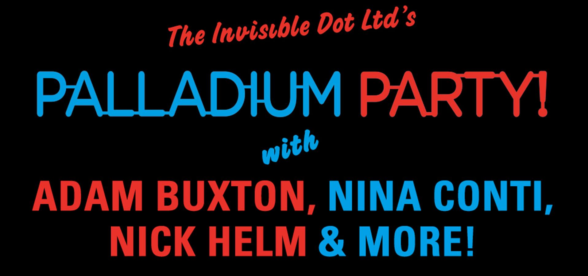 The Invisible Dot's Palladium Party! gallery image