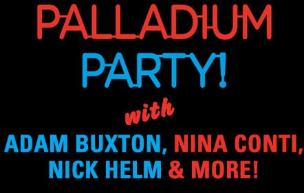 The Invisible Dot's Palladium Party!
