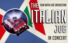 The Italian Job In Concert - Film with Live Orchestra