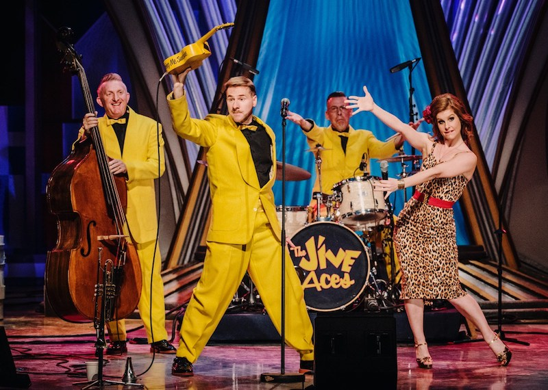 The Jive Aces Big Beat Revue gallery image