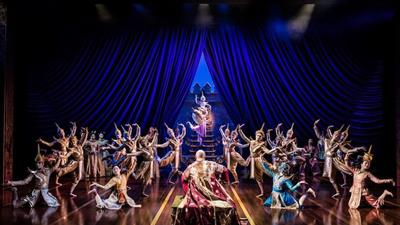 The King and I at London Palladium,London