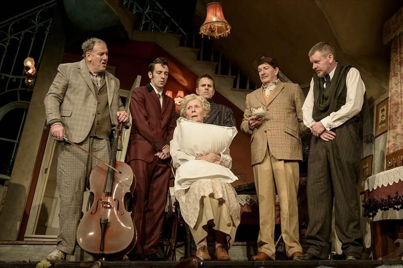 Vaudeville Theatre Tickets