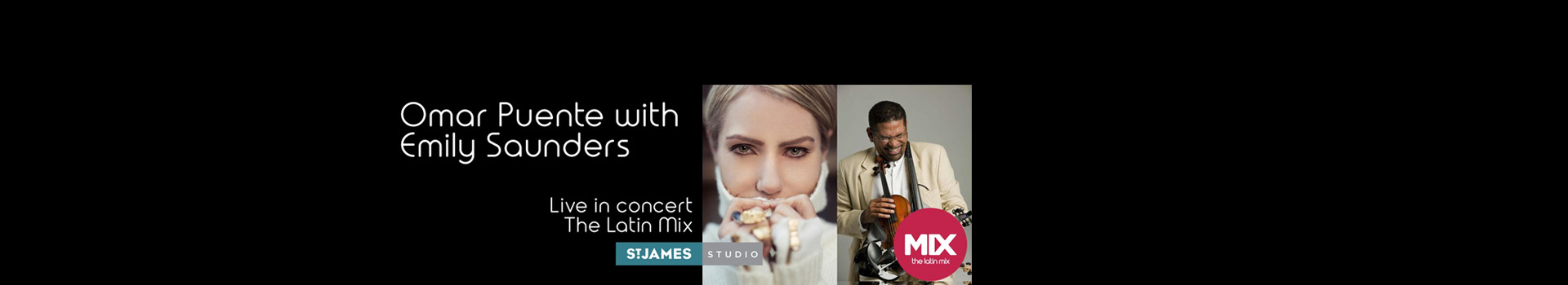 The Latin Mix: Emily Saunders ESB & Omar Puente tickets London