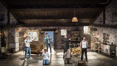 The Lieutenant of Inishmore at Noel Coward Theatre,London