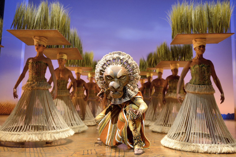 The Lion King Tickets - Musical Tickets | London Theatre Direct