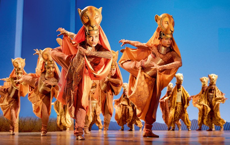 The Lion King Tickets Lyceum Theatre London Theatre Direct