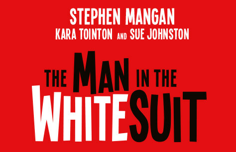 First Look: The Man in the White Suit at Wyndham's Theatre in London