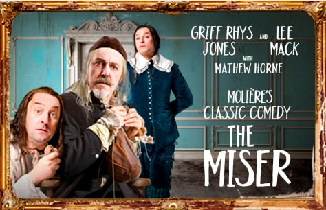 The Miser tickets