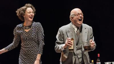 The Moderate Soprano at Duke of Yorks Theatre,London