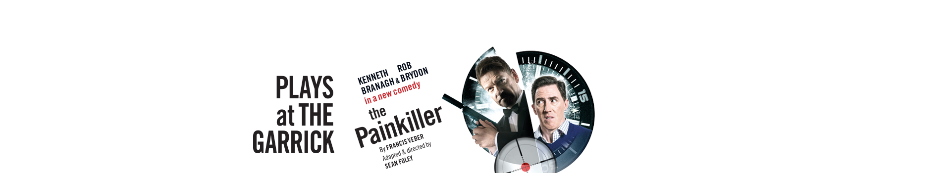 The Painkiller tickets London Branagh Plays At The Garrick