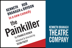 Full Casting For Kenneth Branagh Theatre Company's New Comedy The Painkiller