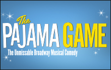 The Pajama Game, 'The Unmissable Broadway Musical Comedy' Transfers To West End