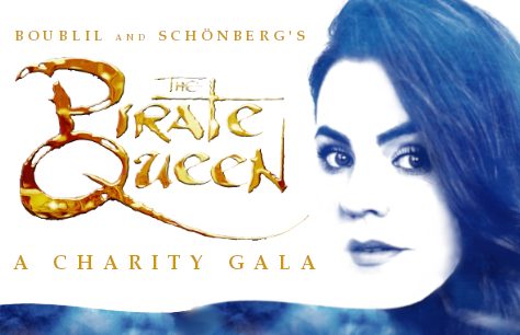 The Pirate Queen: A Charity Concert<br>• No booking fee