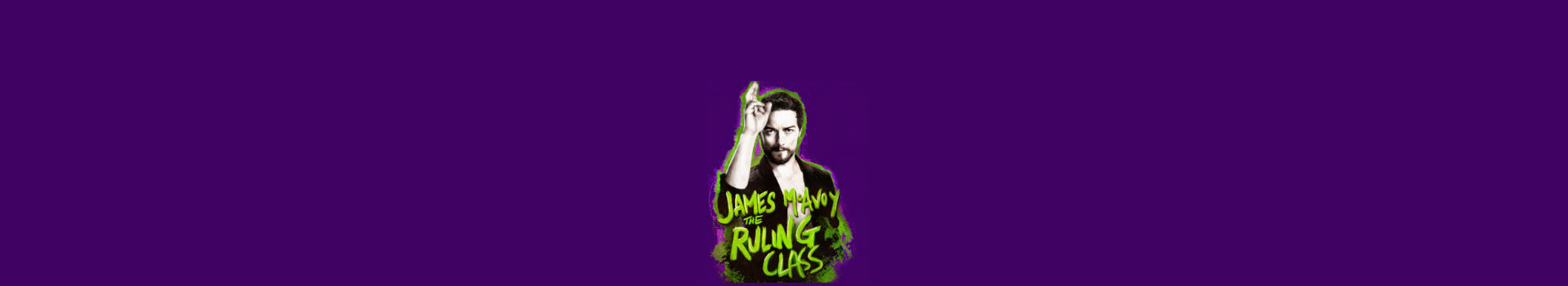 James McAvoy stars in The Ruling Class