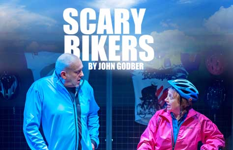 The Scary Bikers