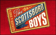 The Scottsboro Boys, Garrick Theatre Tickets