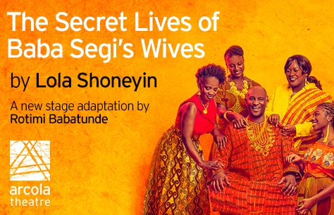 The Secret Lives of Baba Segi's Wives Tickets