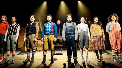 The Selfish Giant at Vaudeville Theatre,London