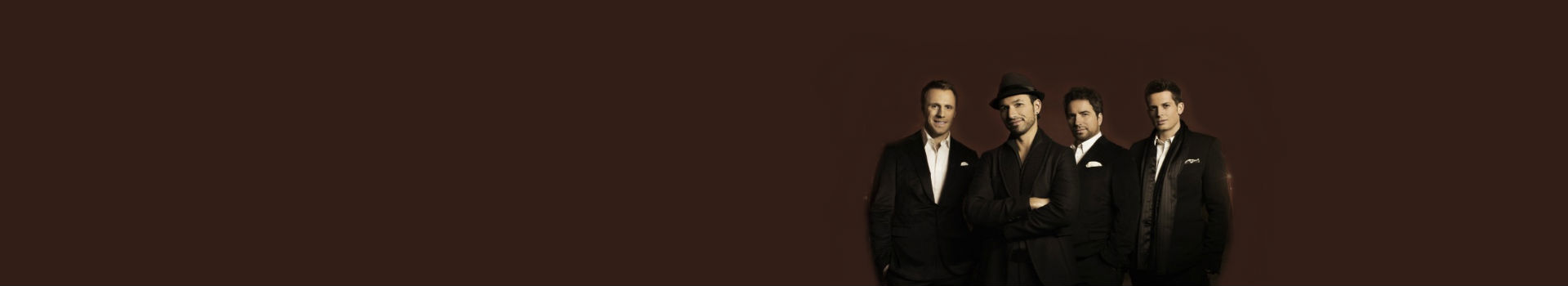 The Tenors banner image