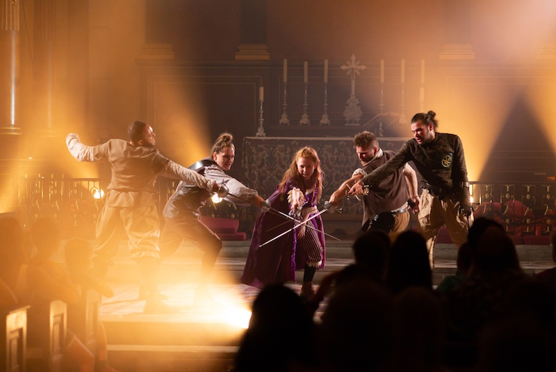 The Three Musketeers gallery image