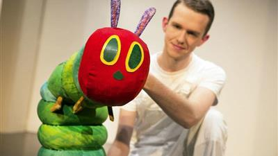 The Very Hungry Caterpillar at Ambassadors Theatre,London