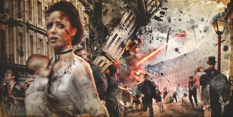 The War Of The Worlds gallery image