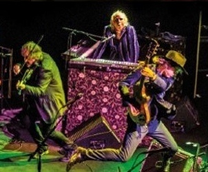 The Waterboys at London Palladium, London