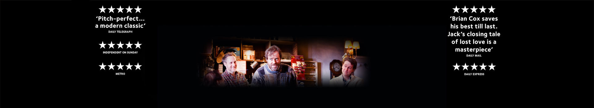 The Weir banner image