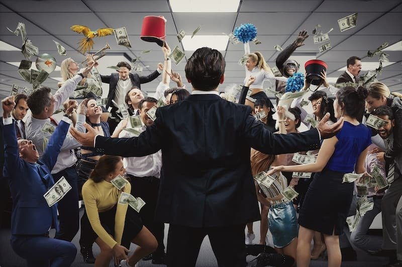 The Wolf of Wall Street gallery image