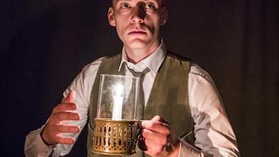 The Woman In Black at Fortune Theatre,London