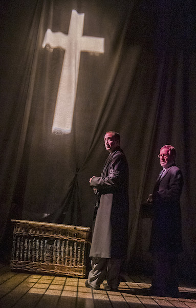 The Woman in Black and Dinner at Fire & Stone gallery image
