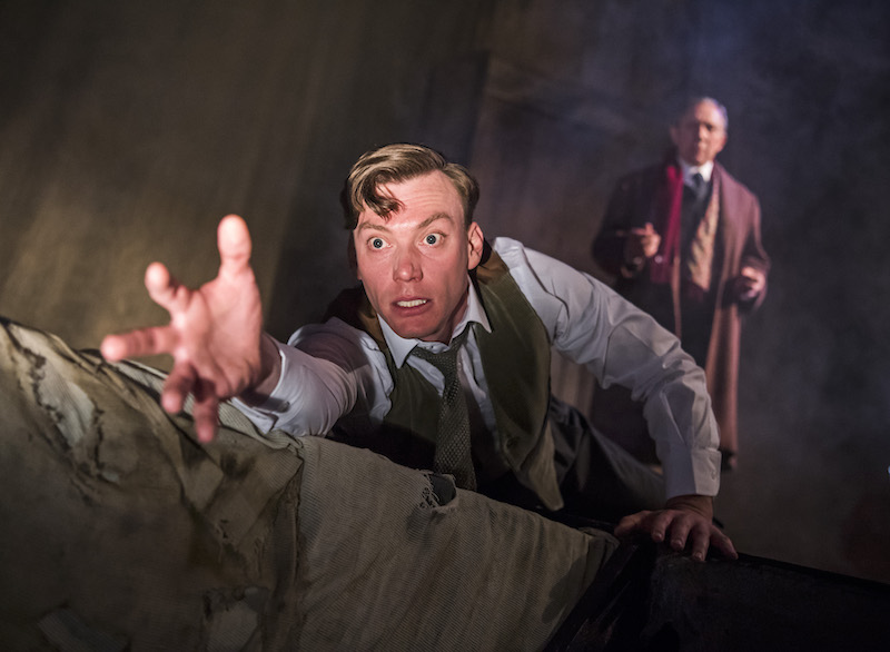 The Woman in Black & Dinner at PizzaExpress - Bow Street gallery image