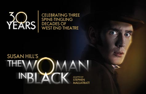 The Woman in Black & Dinner at PizzaExpress - Bow Street
