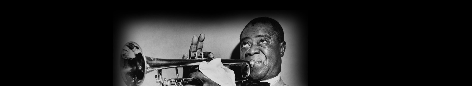 The Wonderful Music of Louis Armstrong banner image