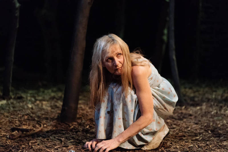 The Woods at The Jerwood Theatre Upstairs at The Royal Court