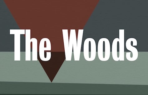 The Woods at Jerwood Theatre Upstairs at The Royal Court, London