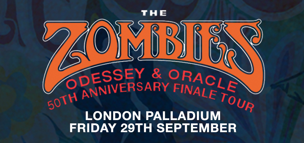 The Zombies Odyssey and Oracle Finale Tour tickets