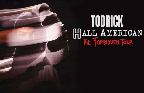 Todrick Hall at London Palladium, London