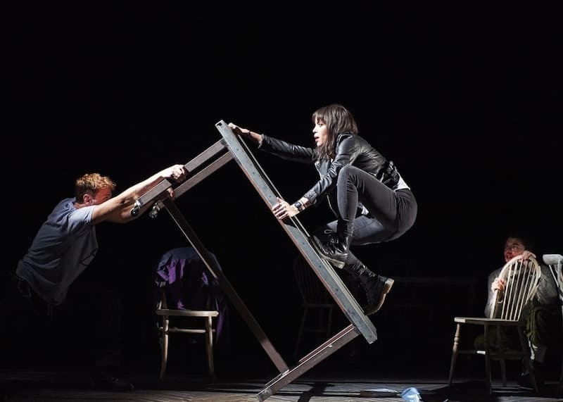 """Image result for touching the void """"london theatre direct"""""""