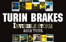 Turin Brakes at London Palladium, London