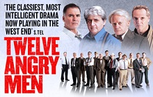 Twelve Angry Men Garrick Theatre Tickets