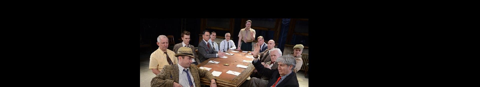 Twelve Angry Men Garrick tickets