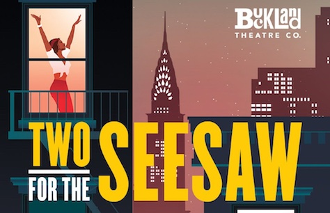 Two For The Seesaw at Trafalgar Studios 2, London