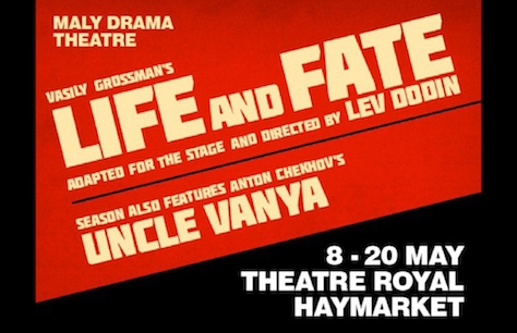 Uncle Vanya at Theatre Royal Haymarket, London