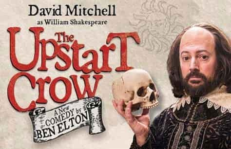 Upstart Crow, Event List