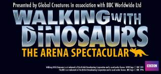 Walking With Dinosaurs Tickets