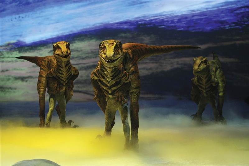 O2 Arena Walking With Dinosaurs