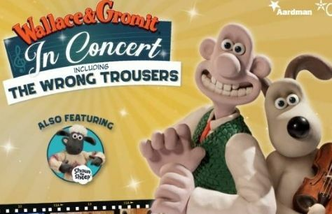 Wallace and Gromit: In Concert
